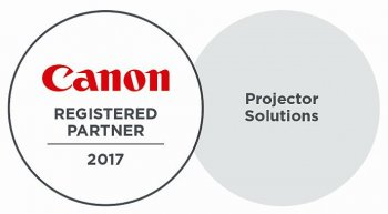 Registered Projector solutions 2017