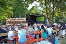 Public Viewing WM-2010 Deutschland - England