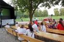 Public Viewing WM-2010 Deutschland - Uruguay