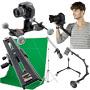 Video-Zubehör für DSLR und Camcorder, Spieglereflex-Filmer, Lichter, Mikros, Dollys, Stativwagen, Spots, Schienen