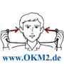 OKM-Mikrofone mit Adapter A3 Original-Kopf-Mikrofone OKM2, OKM-Studio, Windschutz,  DR2