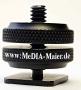 Blitzschuh-Schraube / Blitzschuh-Adapter 25mm/2 Ringe