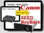 Anfrage für WUX Eintauschaktion beim Canon Pro-AV Händler