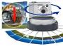 Drehteller für 360° 3D-Produktaufnahmen, Panorama incl. Software
