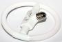 Makro-Ringlampe 22W/6400 Kelvin mit schaltbarer Fassung
