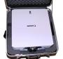 XEED Canon INSTALL Beamerbox, staubdichter Trolly-Koffer schwarz