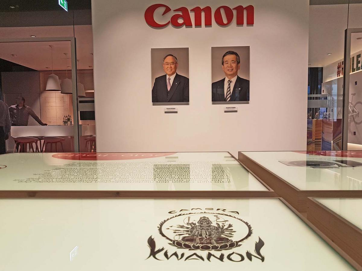 Canon Experience4