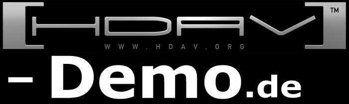 HDAV-Demo
