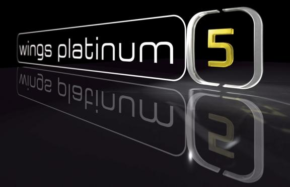 Wings Platinum 5 Logo